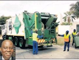 Executive Mayor Herman Mashaba wants to privatise Pikitup. Source: www.pressreader.co.za