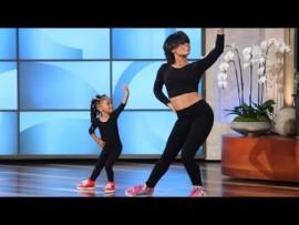 Three-Year-Old Beyoncé Dancer Is Heaven!