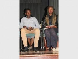 Tebogo and Thabiso Manyama.