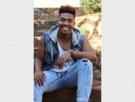 Keegan Martin fresh from his Idols SA experience. Photo: Adéle Bloem