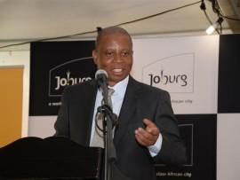 Executive Mayor, councillor Herman Mashaba. Photo: Supplied