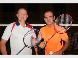 Pierre Martin and Neels Botus. Photo: Sonwabile Antonie