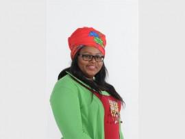 MMC for Community Development, councillor Nonhlanhla Sifumba. Photo: www.twitter.com