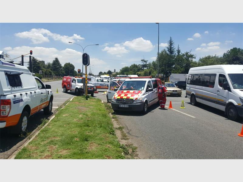 Man hit and killed in accident. Photo: Supllied