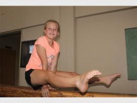 Nicole Swanepoel. Photo: Sonwabile Antonie