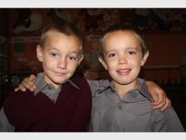 CJ Bouwer and Kyle Pieterse.