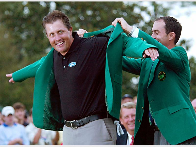 Phil Mickelson Shoots Five-Under 67 in Final Round of the Masters