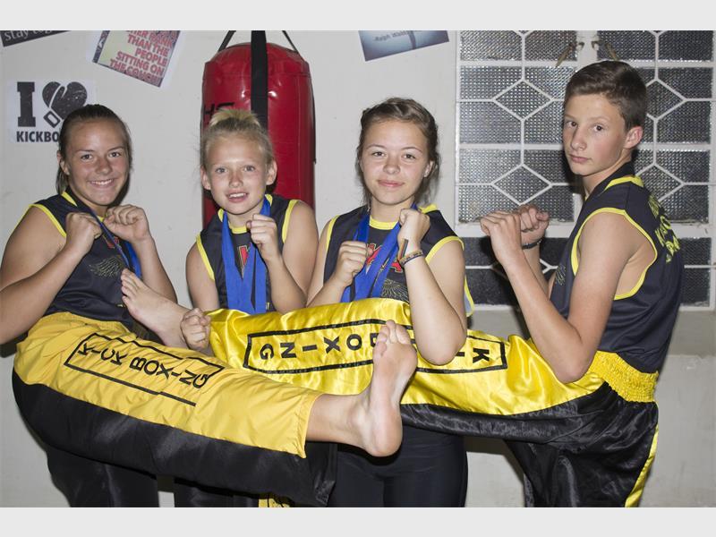 Hka Bags 11 Medals At Debut Championships