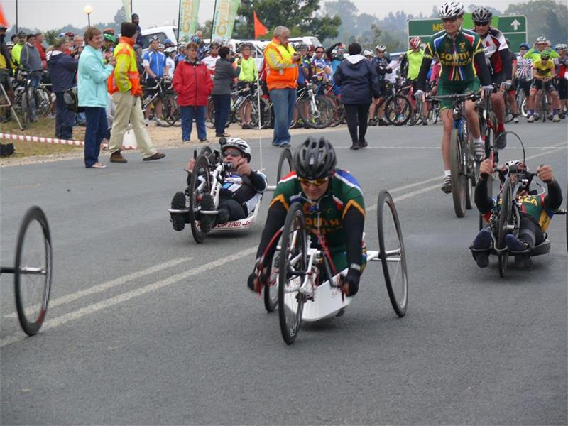Support the Bell of Hope Cycling race | Roodepoort Record