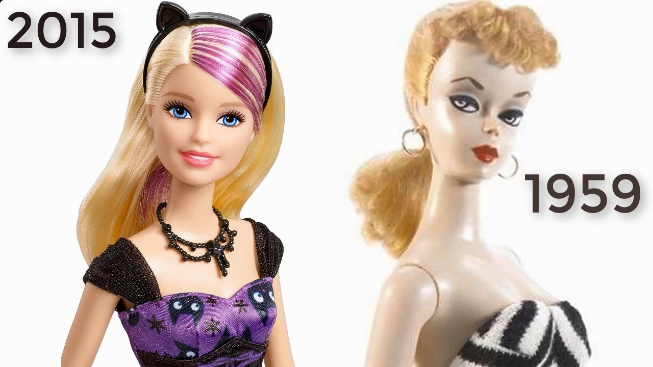 Today in History: In 1959 The Barbie doll goes on sale - Roodepoort Record