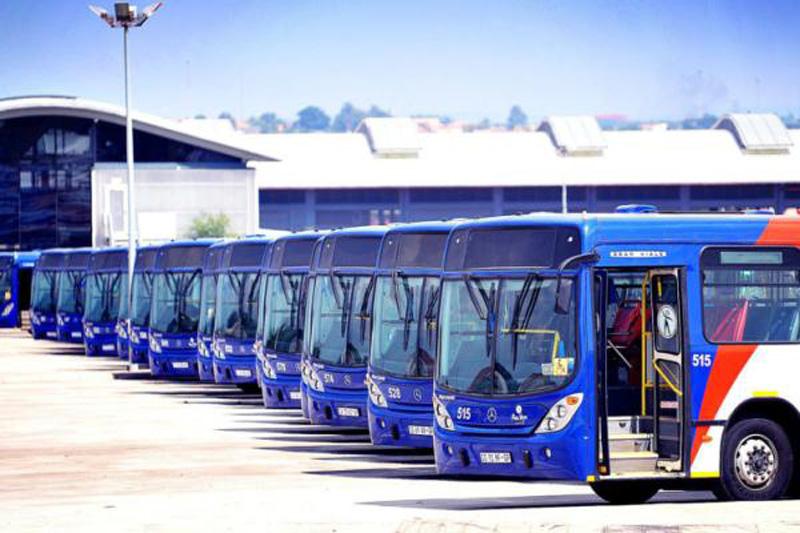 Public transport business plan