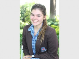 St Andrew's School for Girls grade 11 pupil, Tayla Ferguson, was selected to ride in the Junior Gauteng Equestrian Championships that will be held in July. The championships will be held from July 4 to 9.