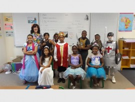 Founders Hill College recently held a Book Character Day. Pupils arrived at school dressed as everything from princesses, princes and superheroes, to Alice, The Cat in the Hat, Harry Potter and Ninja Turtles.