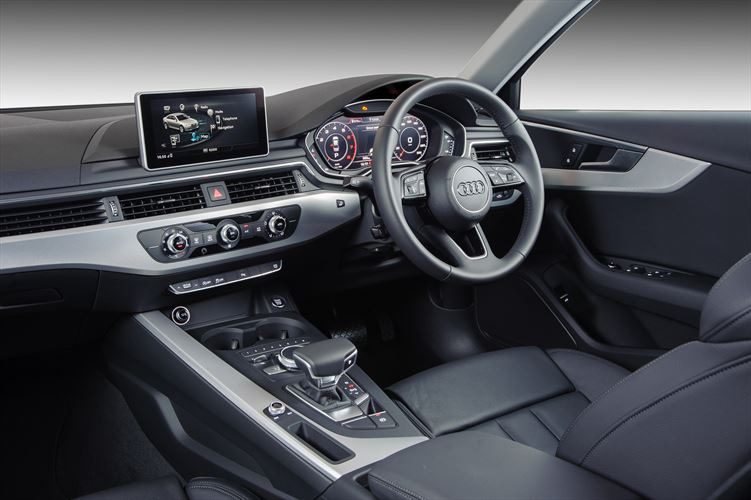 Audi A4 Alberton Record