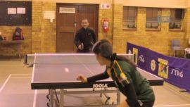 JoburgToday #ACTIVE – Table Tennis – Hot Pod Yoga