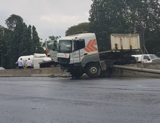 Traffic delayed for hours on N3 North and South at Van