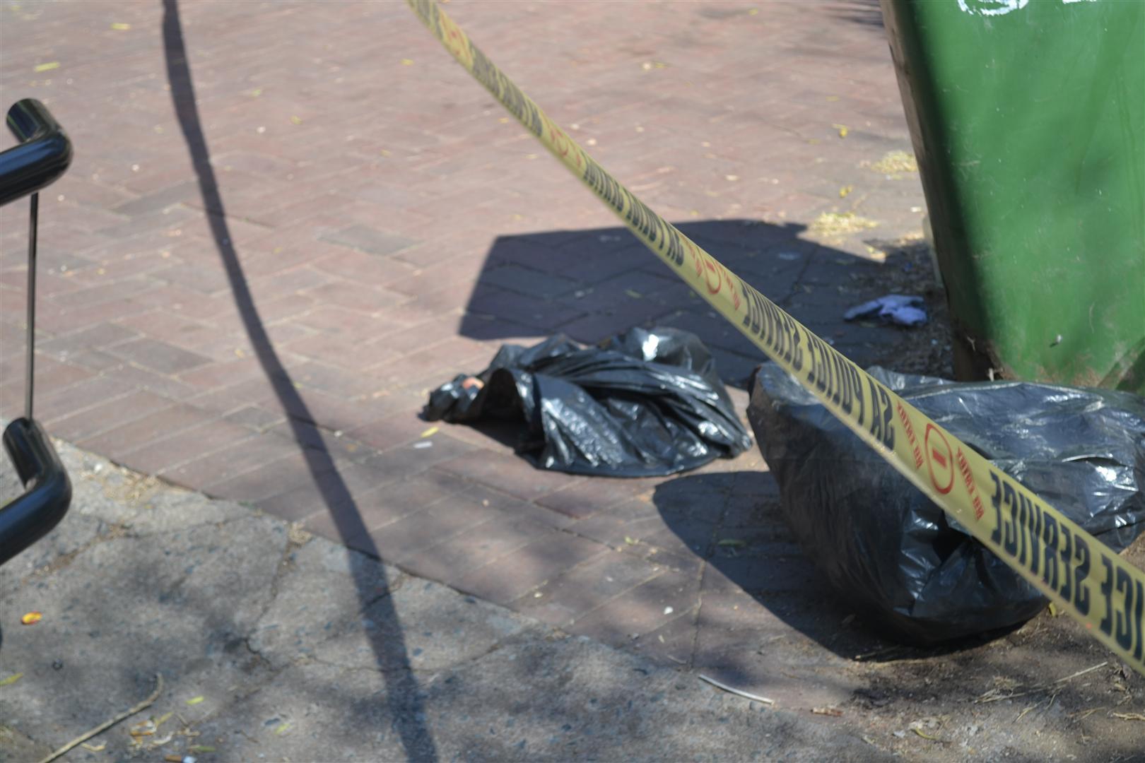 BREAKING NEWS: Body of newborn found in EDENVALE Avenues ...