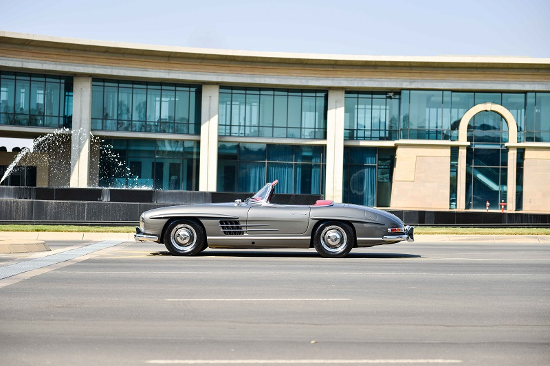 Glamour at Concours South Africa   Tembisan
