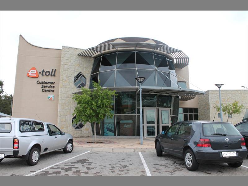 E-toll customer service centre.