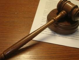 court justice gavel