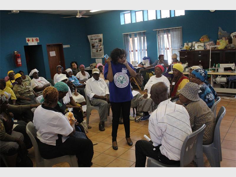 Addressing mental illness in African communities   Fourways