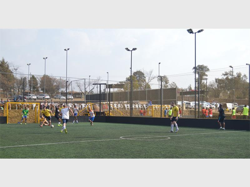 Kappa Park Kyalami to host 5-a-side soccer tournie  527f4f743db35