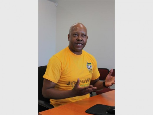 PASSIONATE... Buhle Dlamini.