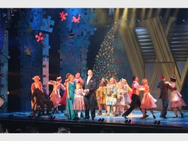 FAIRY TALE: Broadway musical, Annie is set to showcase at Montecasino's Teatro from 12 October till 27 November.