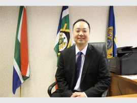 TO SERVE: The MMC for Public Safety, Michael Sun.