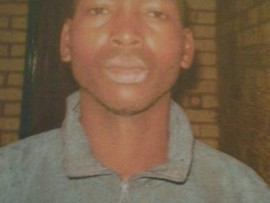 Tshepo William Mautla from Phomolong is wanted by police.