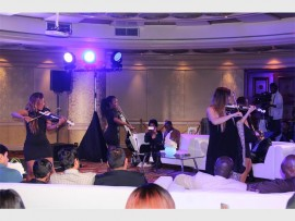 ON STRINGS: The Muses release their fourth album and entertain their fans with their exciting string arrangements.