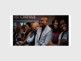 Guests, Chimene Chetty, Xolisa Dyeshana, Ravi Naidoo, Aya Mpama, Tebogo Ditshego and Moipone Moloantoa at the previous Chivas Regal The Venture event.