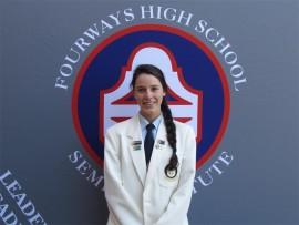 Sarah Rodda achieved seven distinctions.