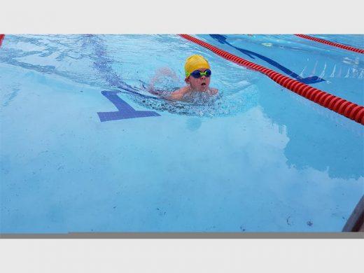 Luke Mastenbroek in Grade 3 in action