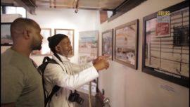 #JoburgToday Winds of Change exhibition