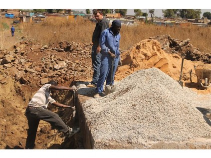 Abandoned shafts closed to prevent illegal mining | Boksburg