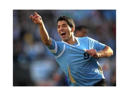 Luis Suarez. Photo: www.taringa.net.