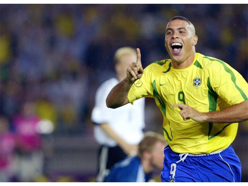 Most goals in World Cup history: former Brazil striker Luis Ronaldo. Photo: www.thefootyblog.net.