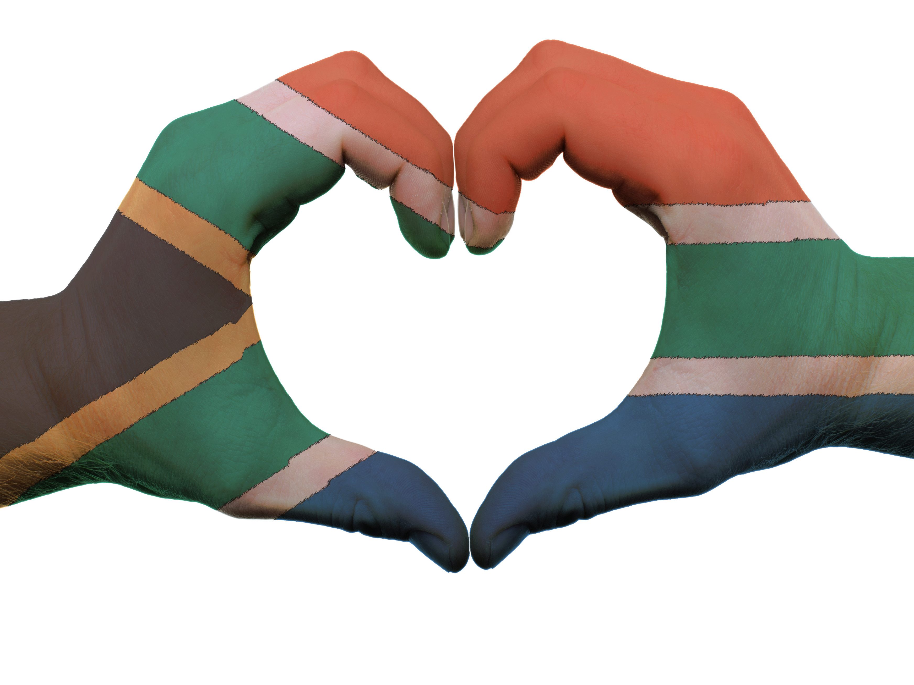 why is south africa called the rainbow nation South africa call themselves as a rainbow nation because people of many different cultures are found people of british, dutch, native african, swahili, etc cultures are found here many blacks are of tribal origin and swahili culture.