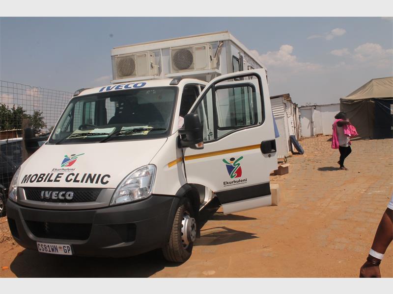 Bringing health services to the people | Boksburg Advertiser