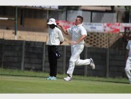 Altus Pretorius in high speed action.