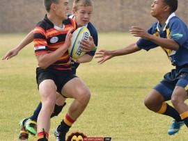 Anton speel graag rugby en een van sy foto's is verlede jaar op Lions World se Facebook blad geplaas.