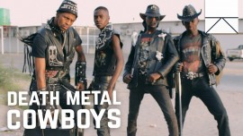 Who would have thought? Botswana's very own African Metal scene