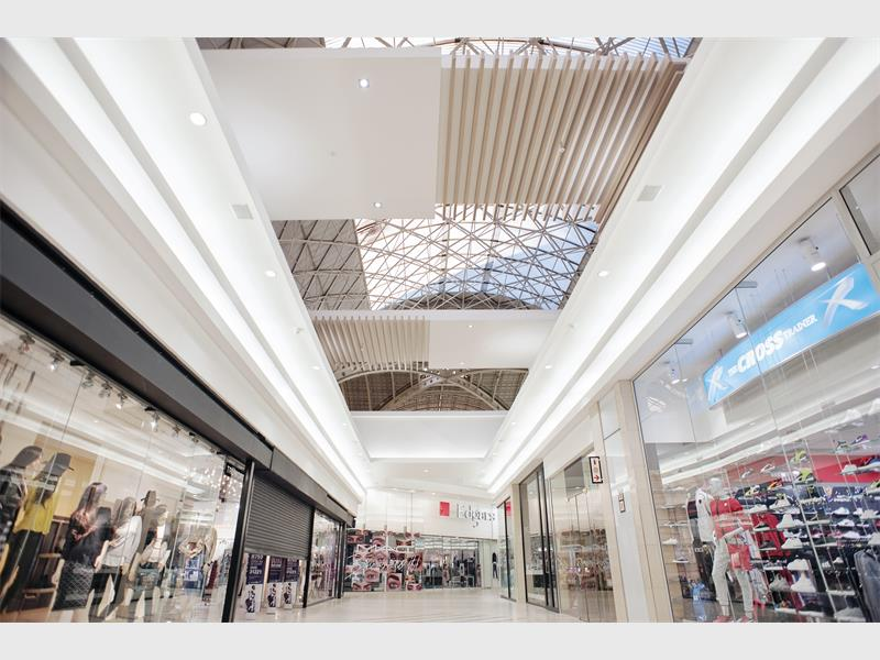 East Rand Mall S Mega Facelift Adds Shopping Value
