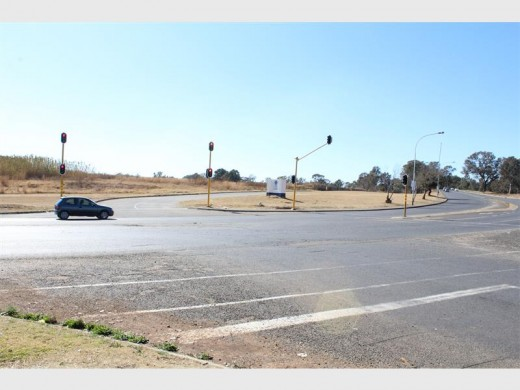 Motorists are urged to be careful when driving along this stretch of road, following reports that someone pours oil on this curved section of the road to deliberately cause accidents.