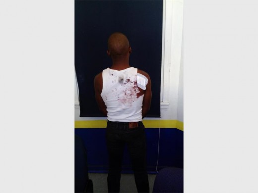 One of the six suspects who escaped from the Boksburg Magistrate's Court's cells last year has been re-apprehended and arrested in Soweto, on January 16.
