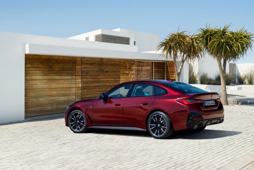 Practical new BMW 4 Series Gran Coupe revealed - Alberton Record