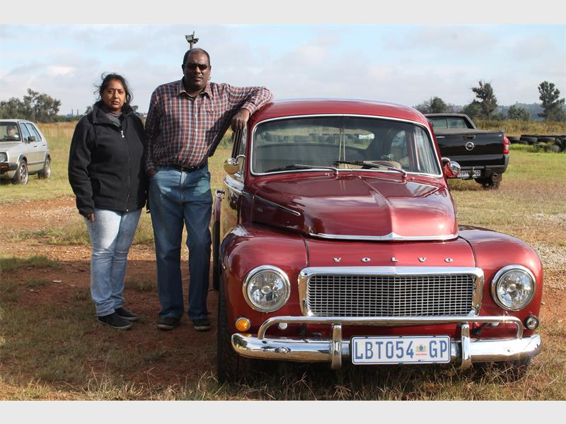 Car show takes fans back in time   Benoni City Times