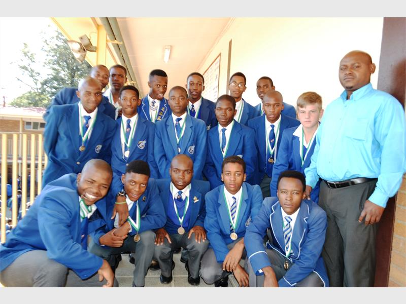 Wordsworth High School pupils excel | Benoni City Times