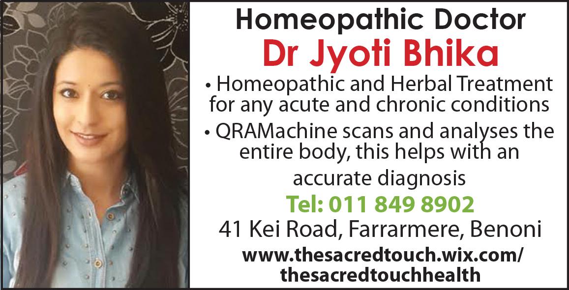 Dr Jyoti Bhika